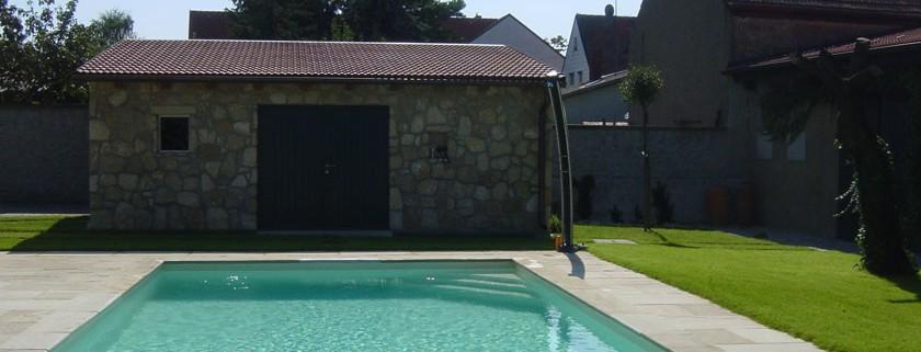 Zufriedener Kunde Markus Ettl Installateur in Neusiedl am See und Weiden am See - Pool 5d
