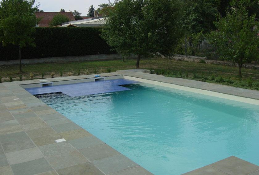 Zufriedener Kunde Markus Ettl Installateur in Neusiedl am See und Weiden am See - Pool 8c